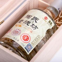 陶氏老烧坊 52度浓香型白酒 500ml 四川宜宾