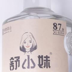 舒小妹 46°浓香型精酿白酒  500ML*6(整箱装)  口粮佳品